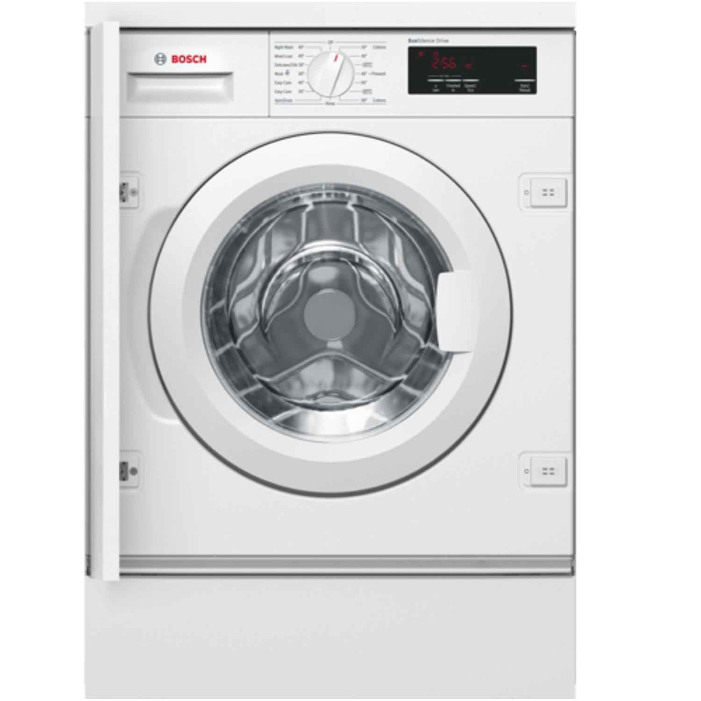 Bosch 8kg Built In 1400 Spin 8kg A+++ Washing Machine WIW28300GB