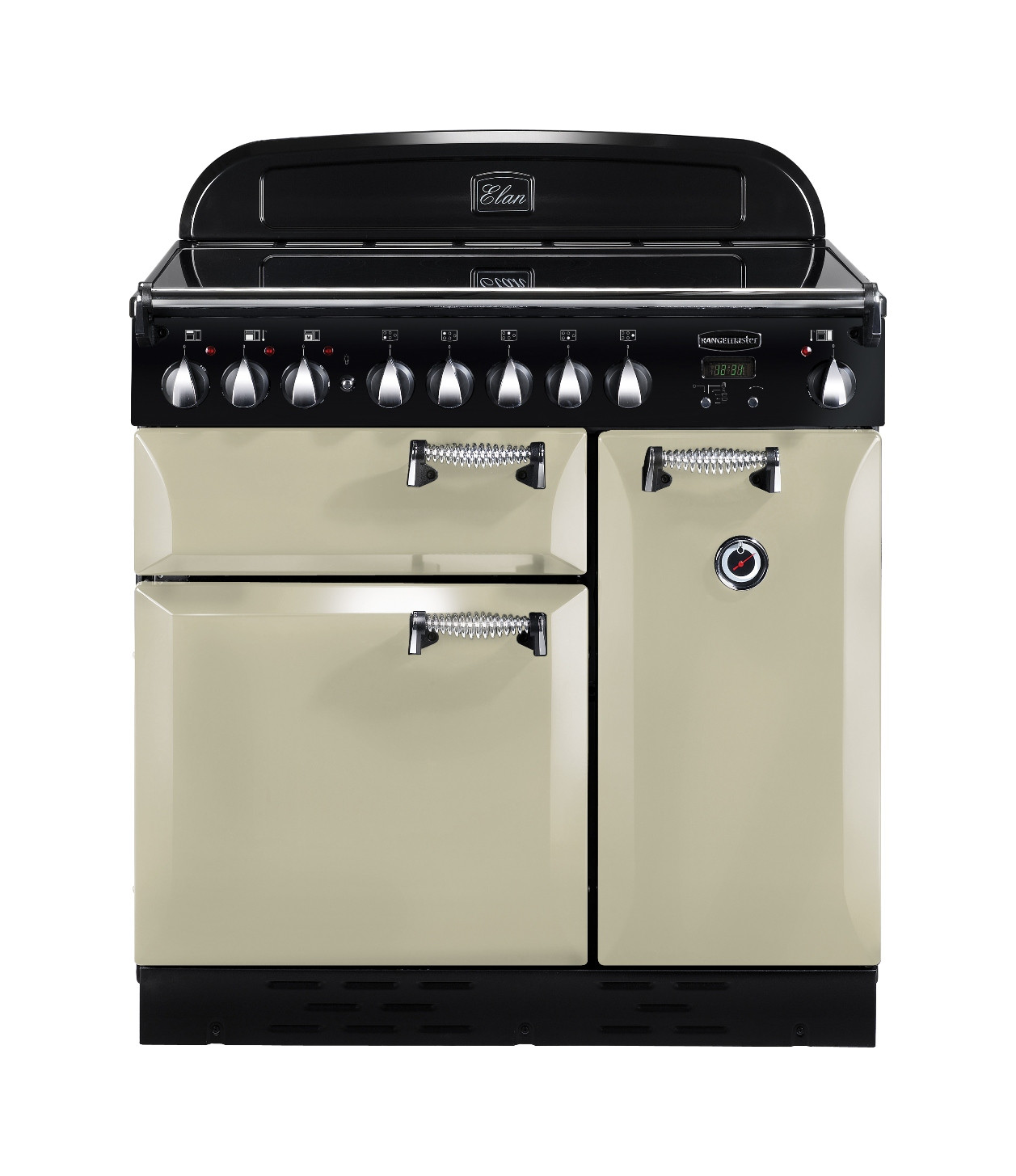 Rangemaster Elan 90 Ceramic Cream Range Cooker 75190