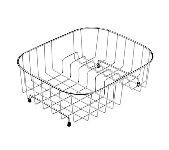 Stainless Steel Draining Basket - KA12SS