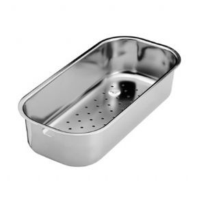Stainless Steel Strainer Bowl - KA28SS