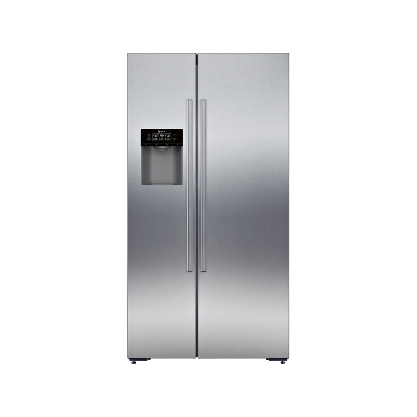 Neff N70 Stainless Steel American Style Fridge Freezer KA3923I20G