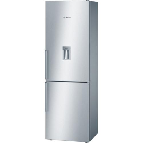 Bosch Serie 4 KGD36VI30G Stainless Steel Fridge Freezer