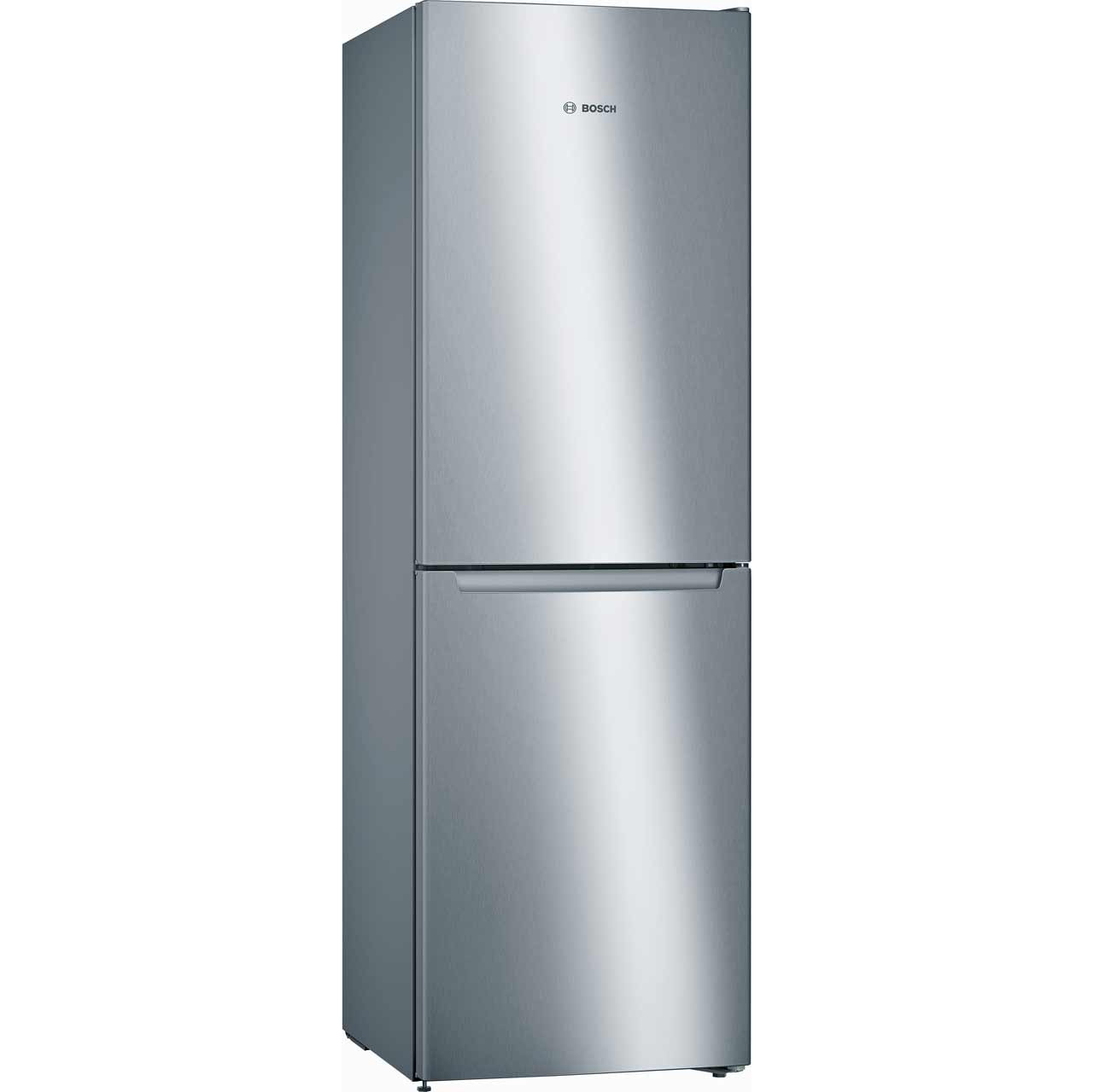 buy the bosch serie 2 kgn34nl3ag stainless steel fridge. Black Bedroom Furniture Sets. Home Design Ideas