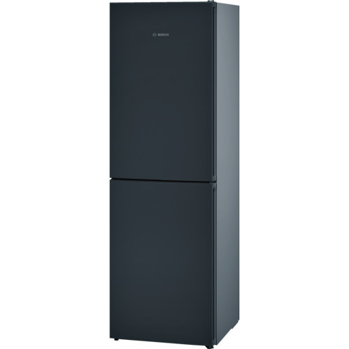 Bosch Serie 4 KGN34VB35G Black Fridge Freezer