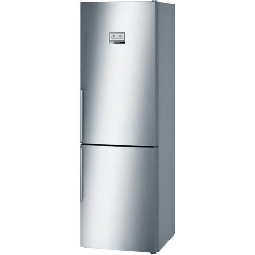 Bosch Serie 6 KGN36AI35G Stainless Steel Fridge Freezer