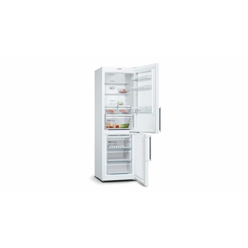 Bosch Serie 4 KGN36XW35G White Fridge Freezer