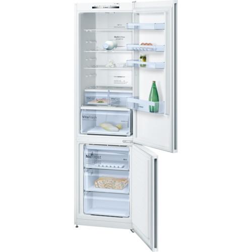 Bosch Serie 4 KGN39VW35G White Fridge Freezer