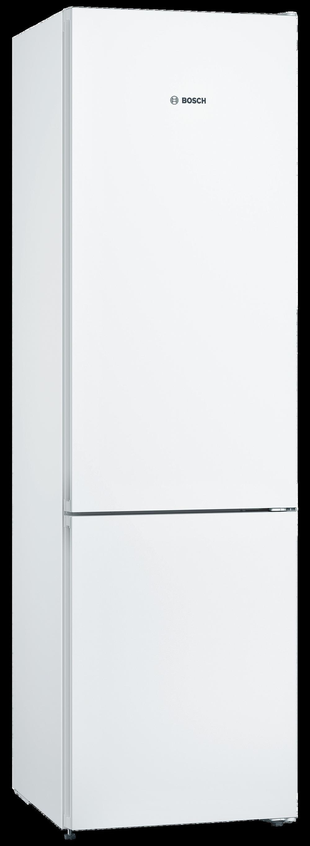 Bosch Serie 4 KGN39VWEAG 279 Litre A++ Rated White Fridge Freezer