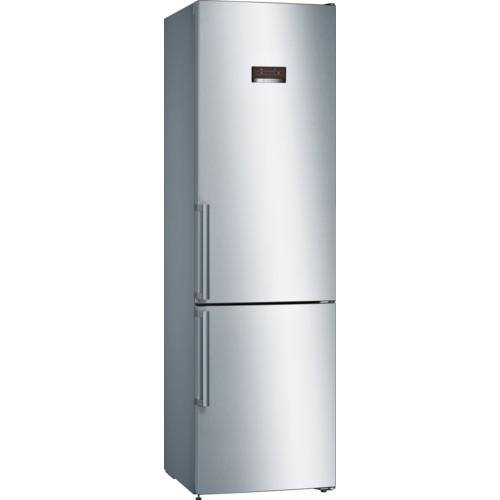 Bosch Serie 4 KGN39XL35G Stainless Steel Fridge Freezer