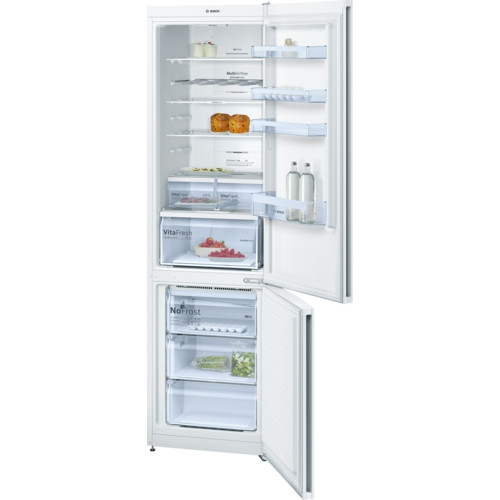 Bosch Serie 4 KGN39XW36G White Fridge Freezer