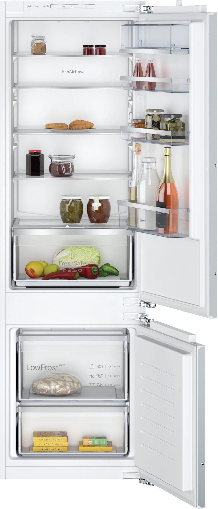 Neff N50 Built-In Fridge-Freezer 177.2 x 54.1cm KI5872FE0G