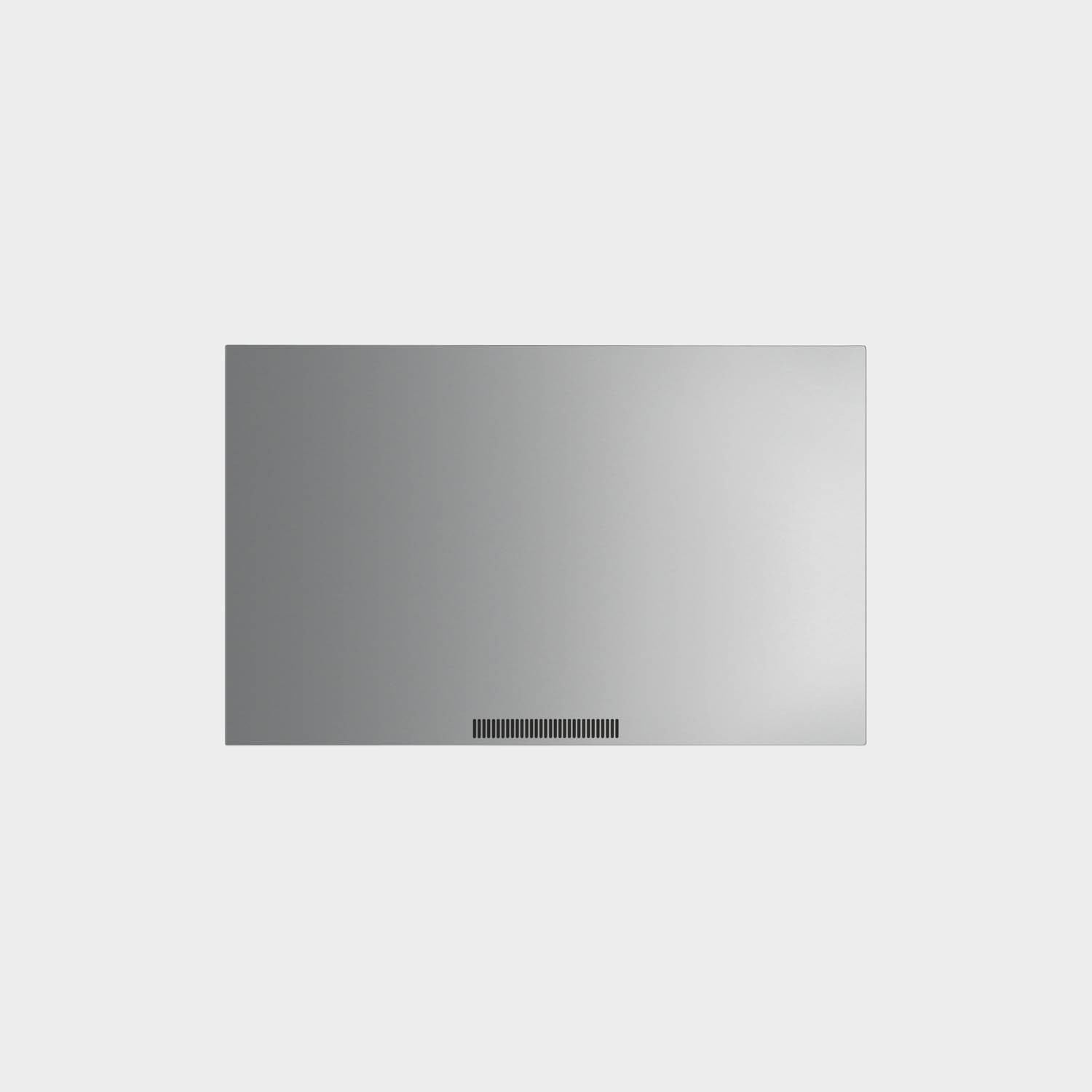 Smeg KIT1A3-6 120 Stainless Steel Splashback