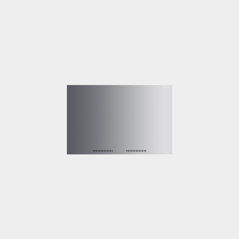 Smeg KIT90X 90 Stainless Steel Splashback