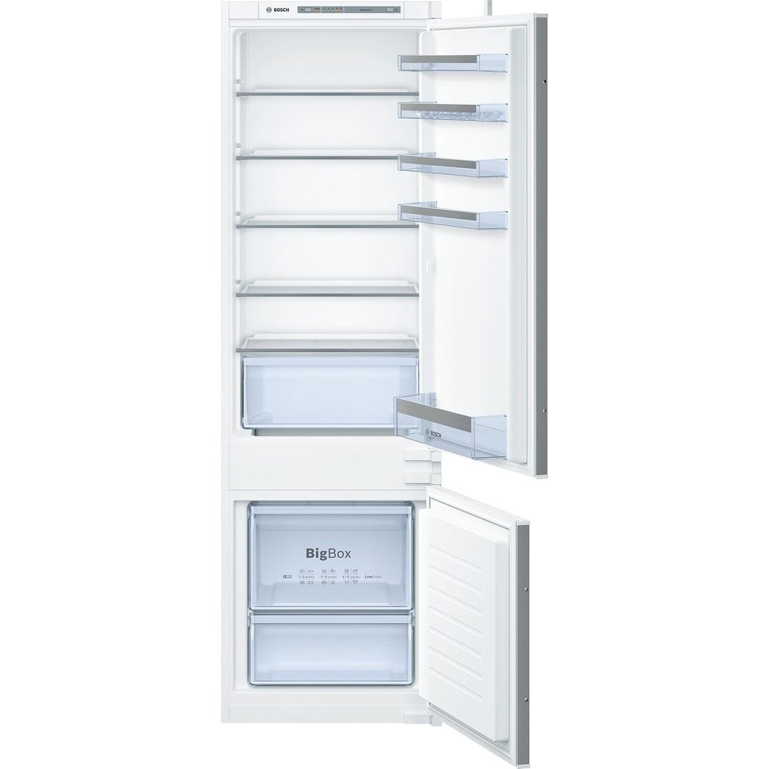 Bosch Serie 4 KIV87VS30G Built-in Fridge Freezer