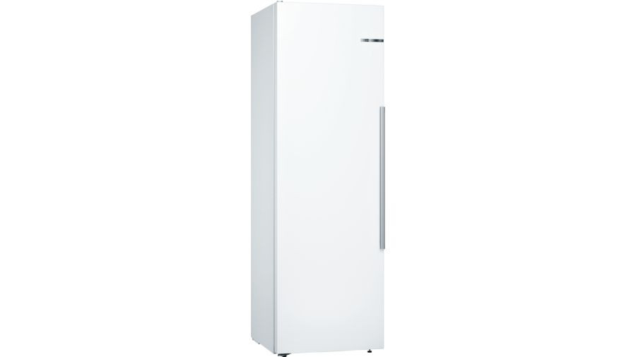 Bosch Serie 6 KSV36AW3PG Freestanding White Upright Fridge