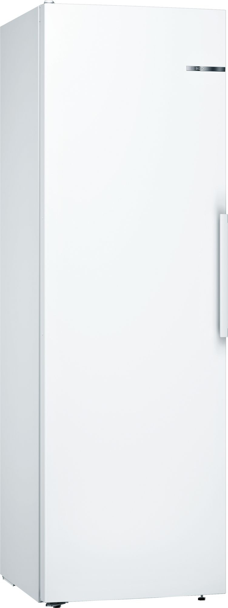 Bosch Serie 2 KSV36NWEPG Freestanding White Upright Fridge