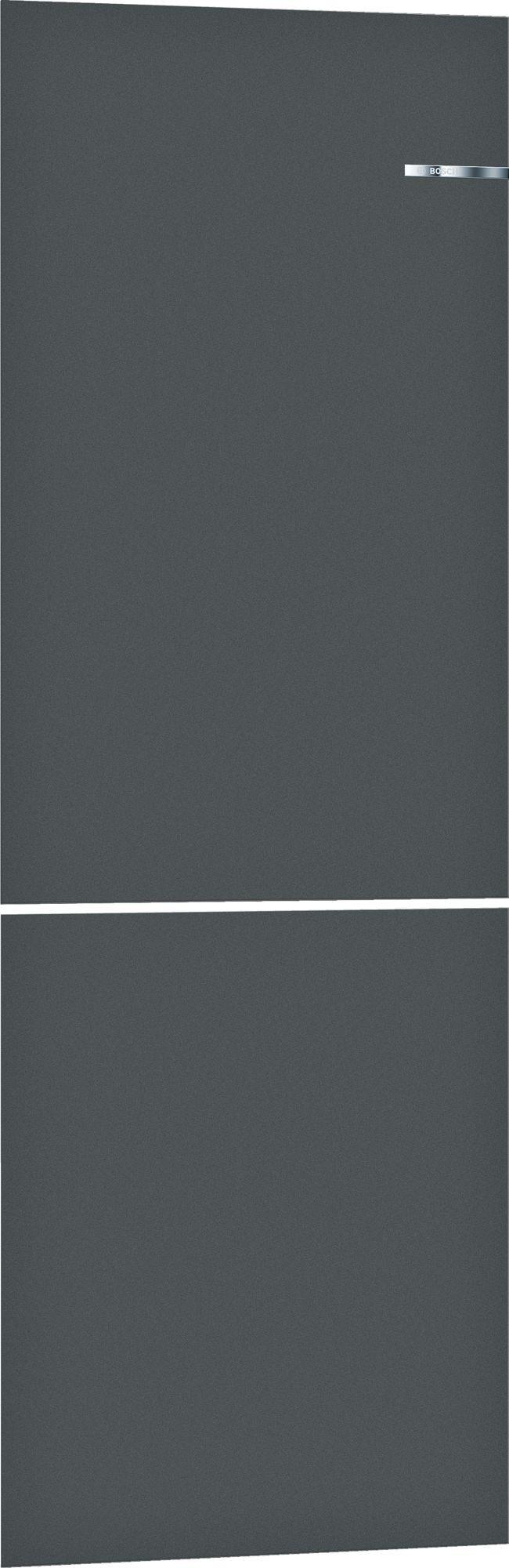 Bosch KSZ1AVG00 186cm Stone Grey Vario Style Clip Door Set