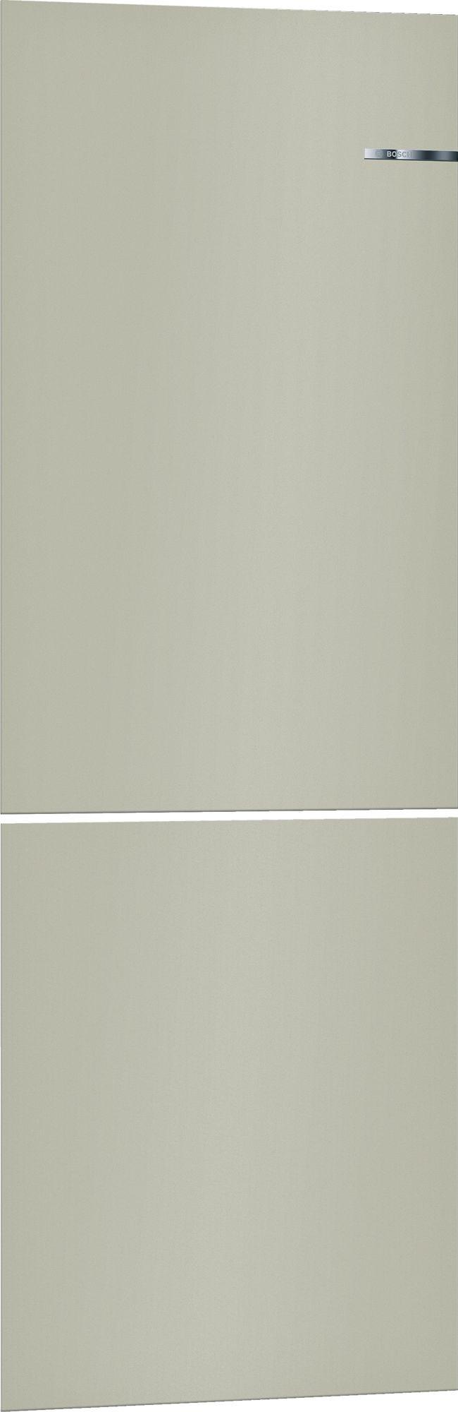 Bosch KSZ1AVK00 186cm Champagne Vario Style Clip Door Set