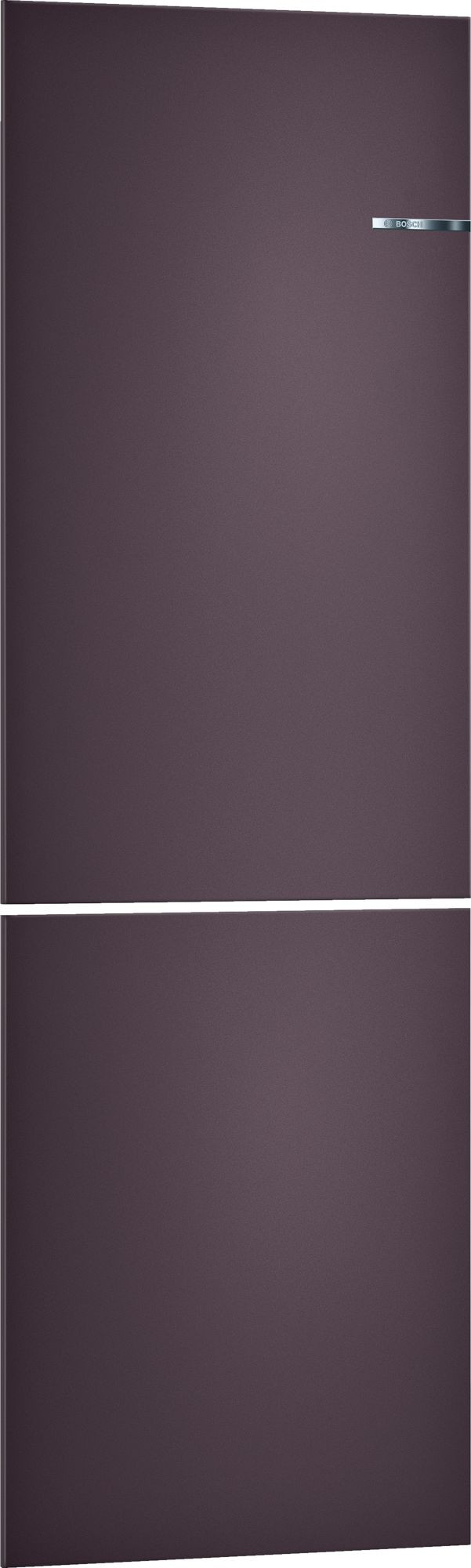 Bosch KSZ1AVL10 186cm Pearl Aubergine Vario Style Clip Door Set