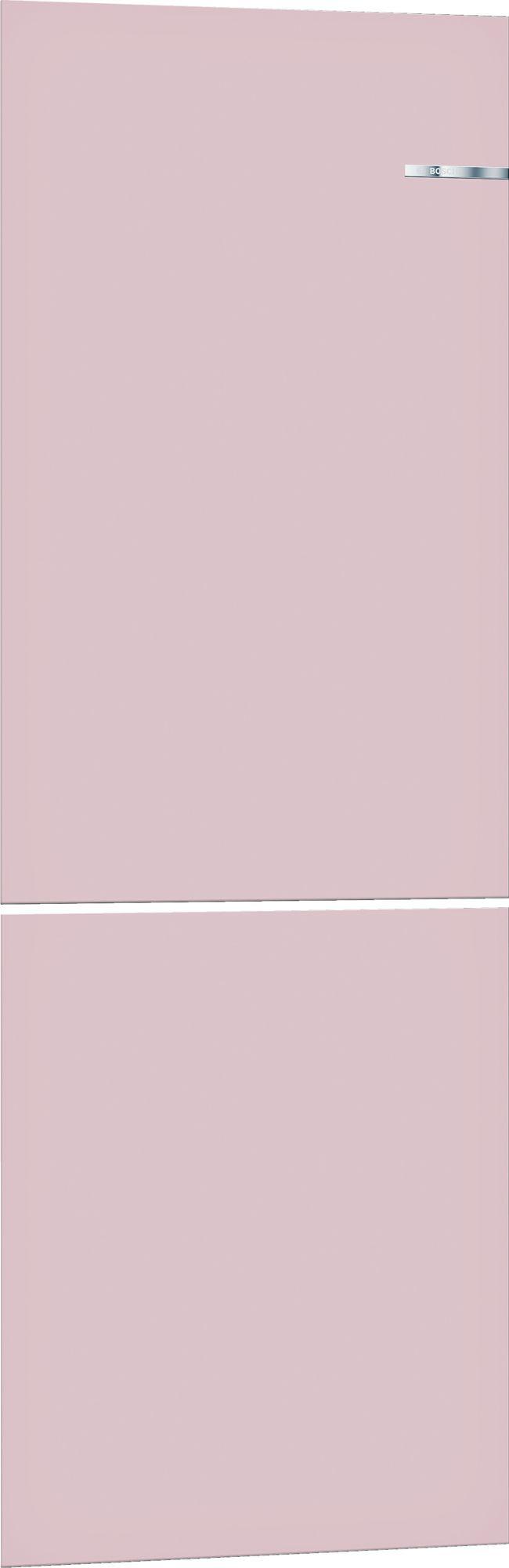 Bosch KSZ1AVP00 186cm Light Rose Vario Style Clip Door Set