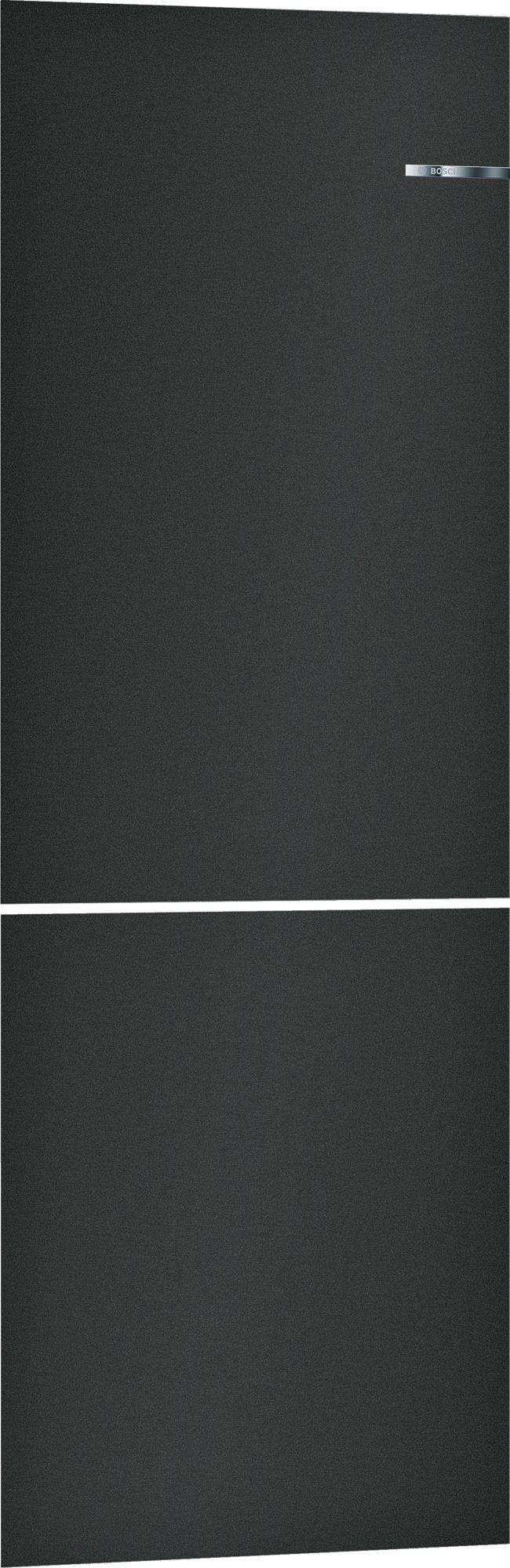 Bosch KSZ1AVZ00 186cm Black Vario Style Clip Door Set