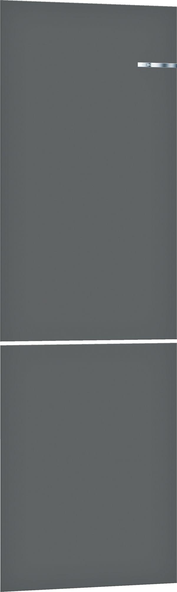 Bosch KSZ1BVG00 203cm Stone Grey Vario Style Clip Door Set