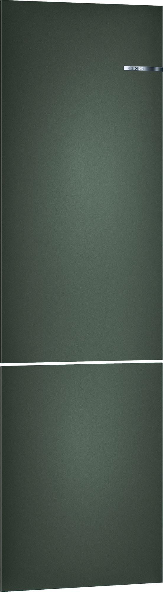 Bosch KSZ1BVH10 203cm Pearl Green Vario Style Clip Door Set