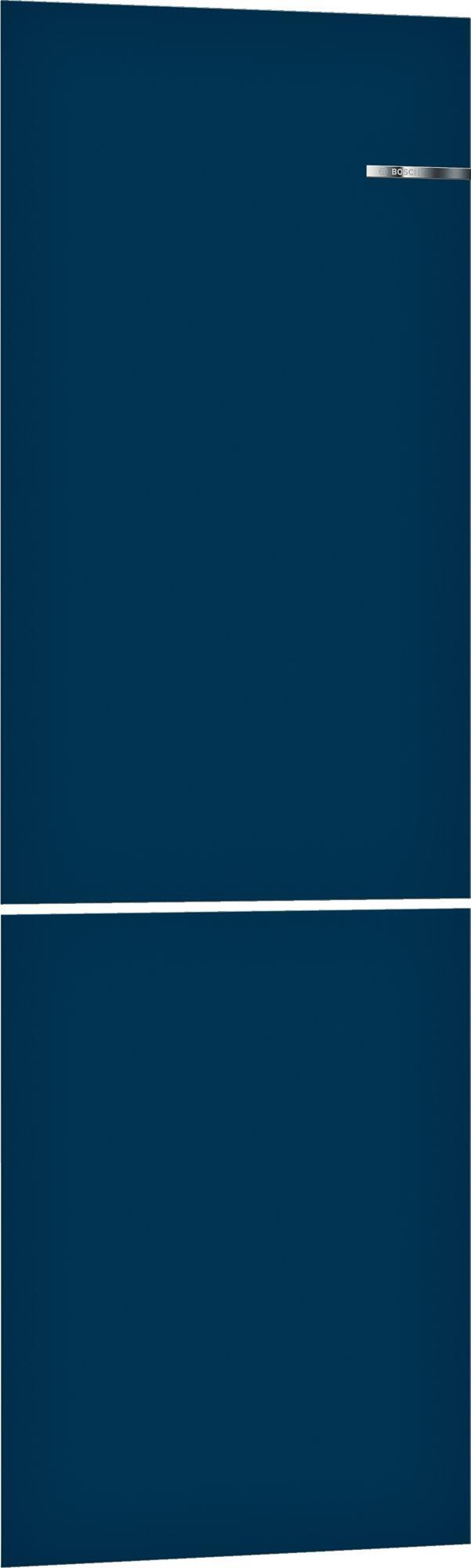 Bosch KSZ1BVN00 203cm Pearl Night Blue Vario Style Clip Door Set