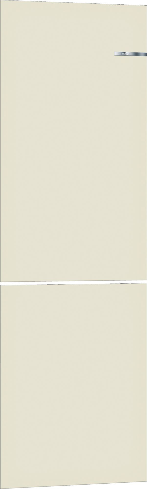 Bosch KSZ1BVV00 203cm Pearl White Vario Style Clip Door Set