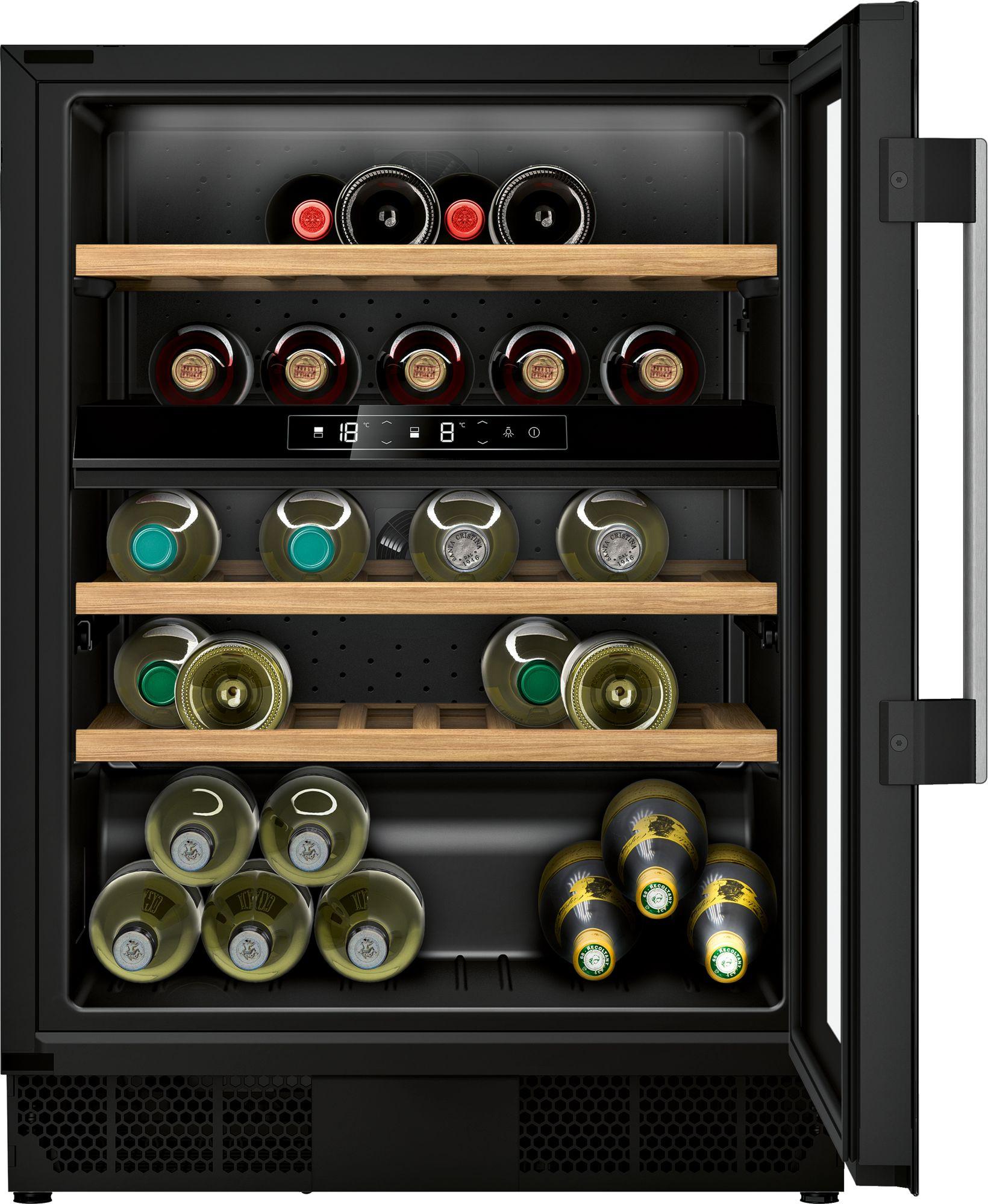 Neff N70 Wine Cooler With Glass Door 82x60cm KU9213HG0G
