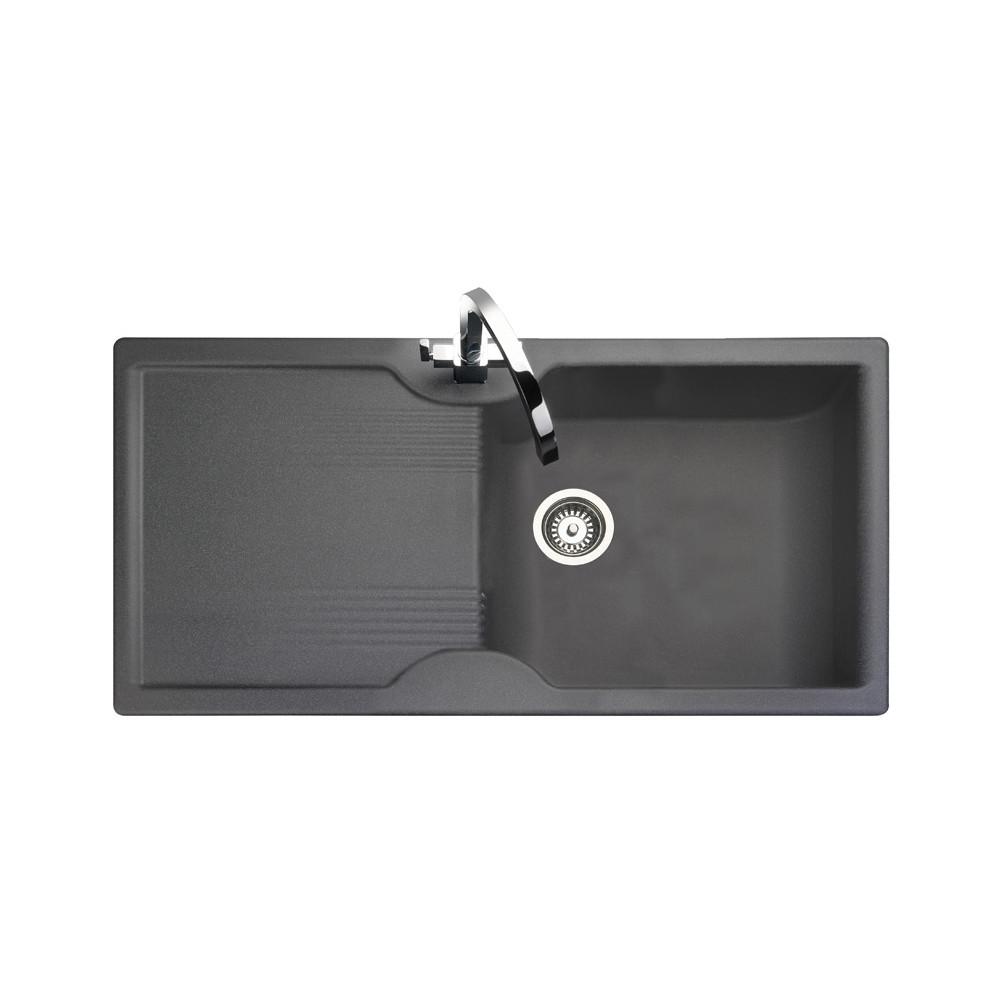 Rangemaster Lunar LU9851GG Grey Granite Sink