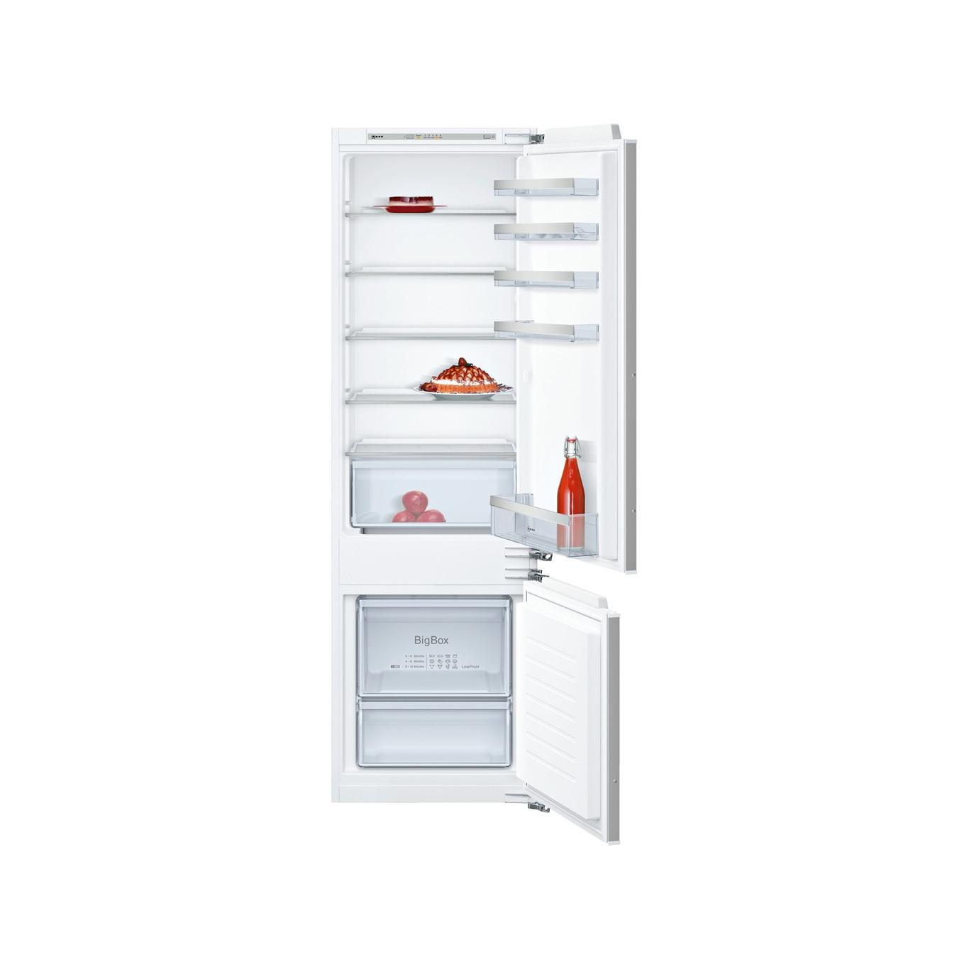 Neff N50 Built-In Fully Integrated 70/30 Fridge Freezer KI5872F30G