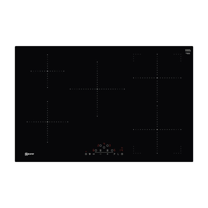 Buy neff t48pd23x0 80cm electric induction hob for Neff 80 cm induktion