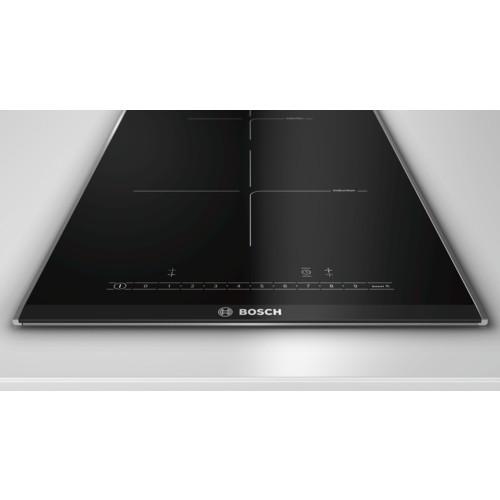 Bosch Serie 6 PIB375FB1E 30cm Black Induction Domino Hob
