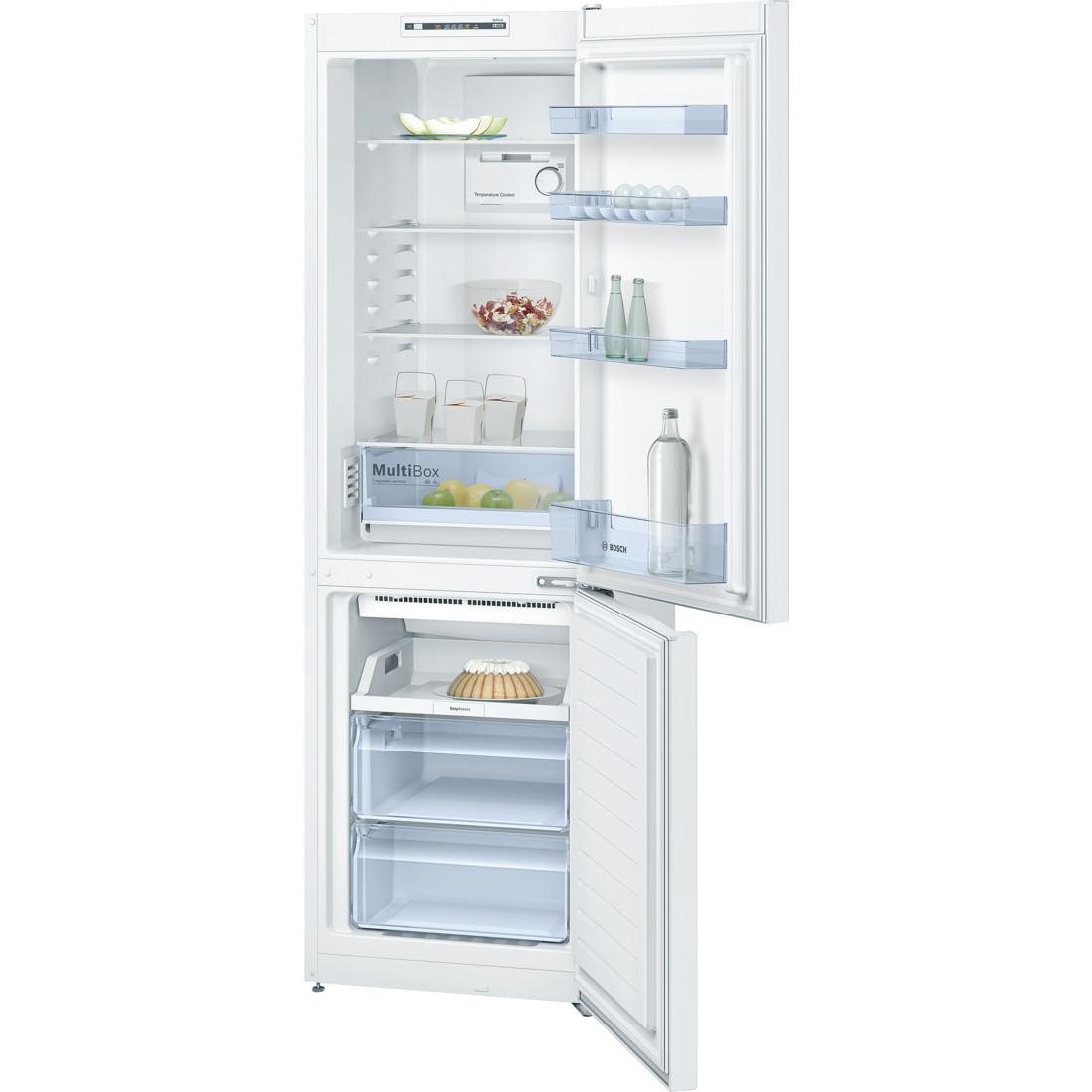 Bosch Serie 2 KGN36NW30G Freestanding White Fridge Freezer