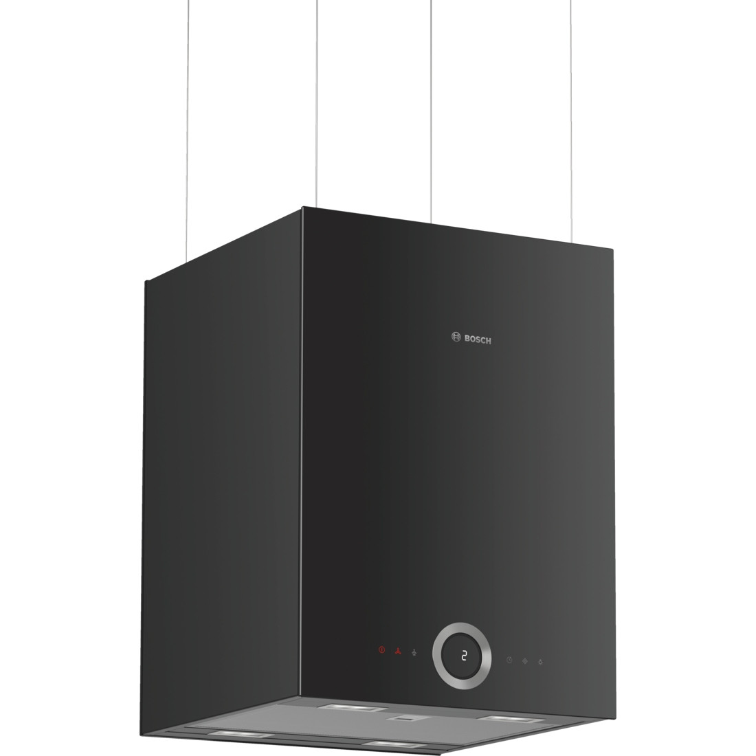 Bosch Serie 8 DII31RV60 37cm Black Cube Hood