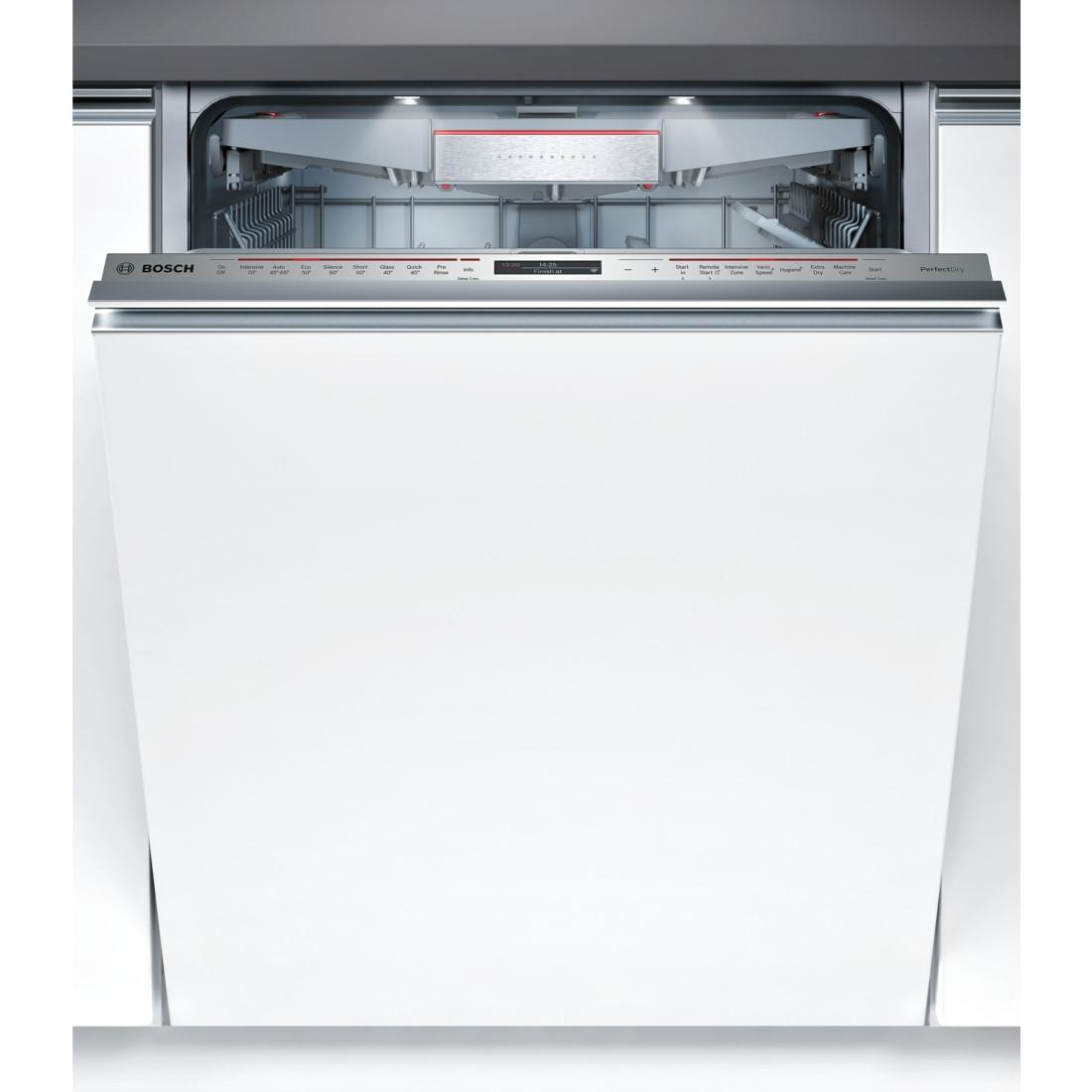 Bosch SMV68TD06G 60 Fully Integrated Dishwasher
