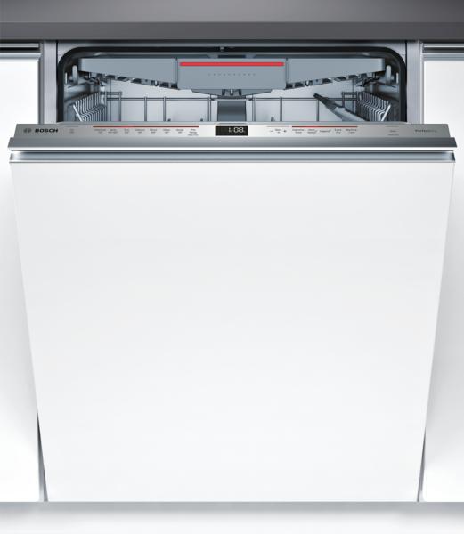 Bosch Serie 6 60cm White Fully Integrated Dishwasher SMV68ND00G
