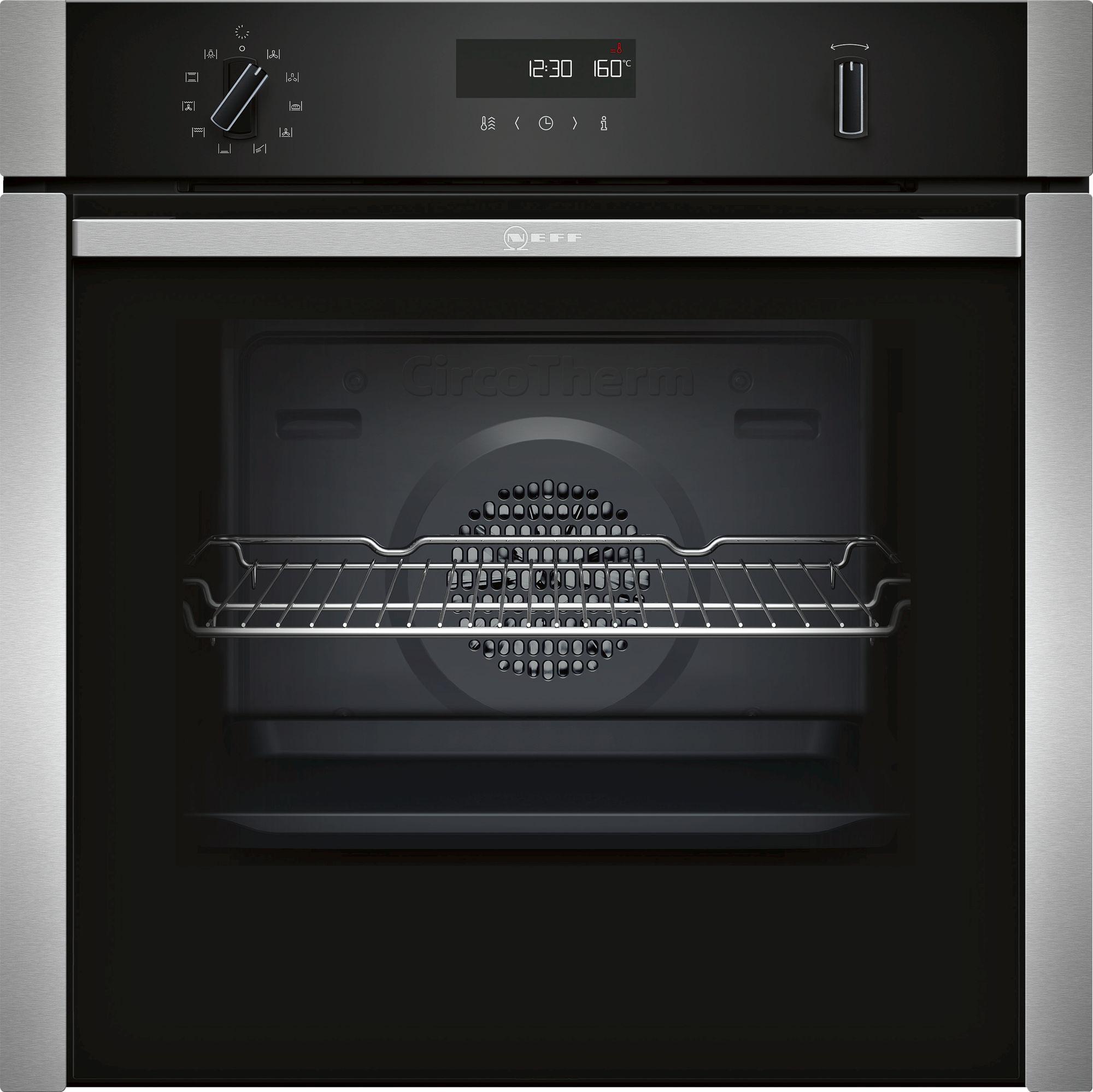 Neff N50 Slide & Hide Pyrolytic Single Oven B6ACH7HN0B