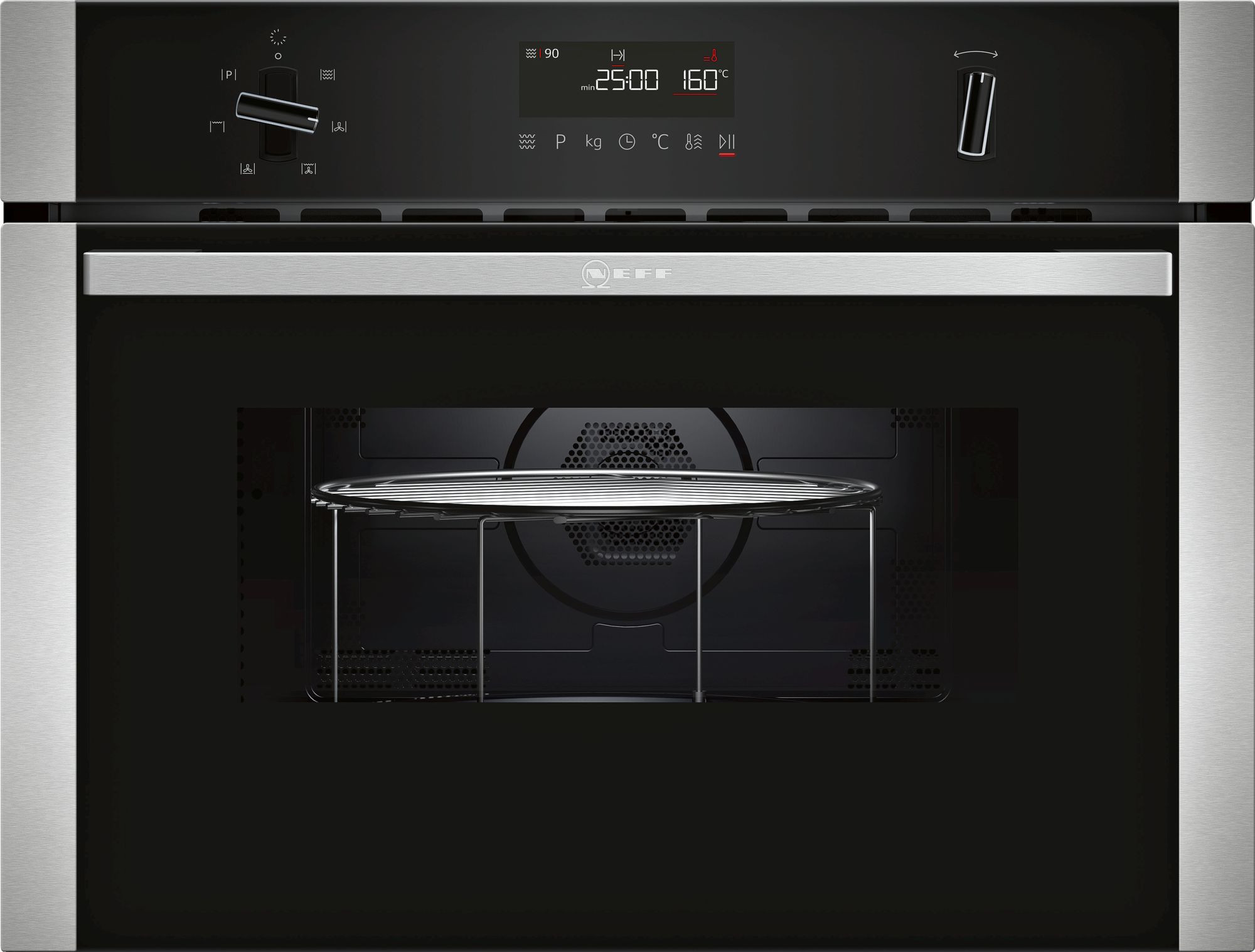 Neff N50 Compact 45cm Microwave Combination Oven C1AMG83N0B