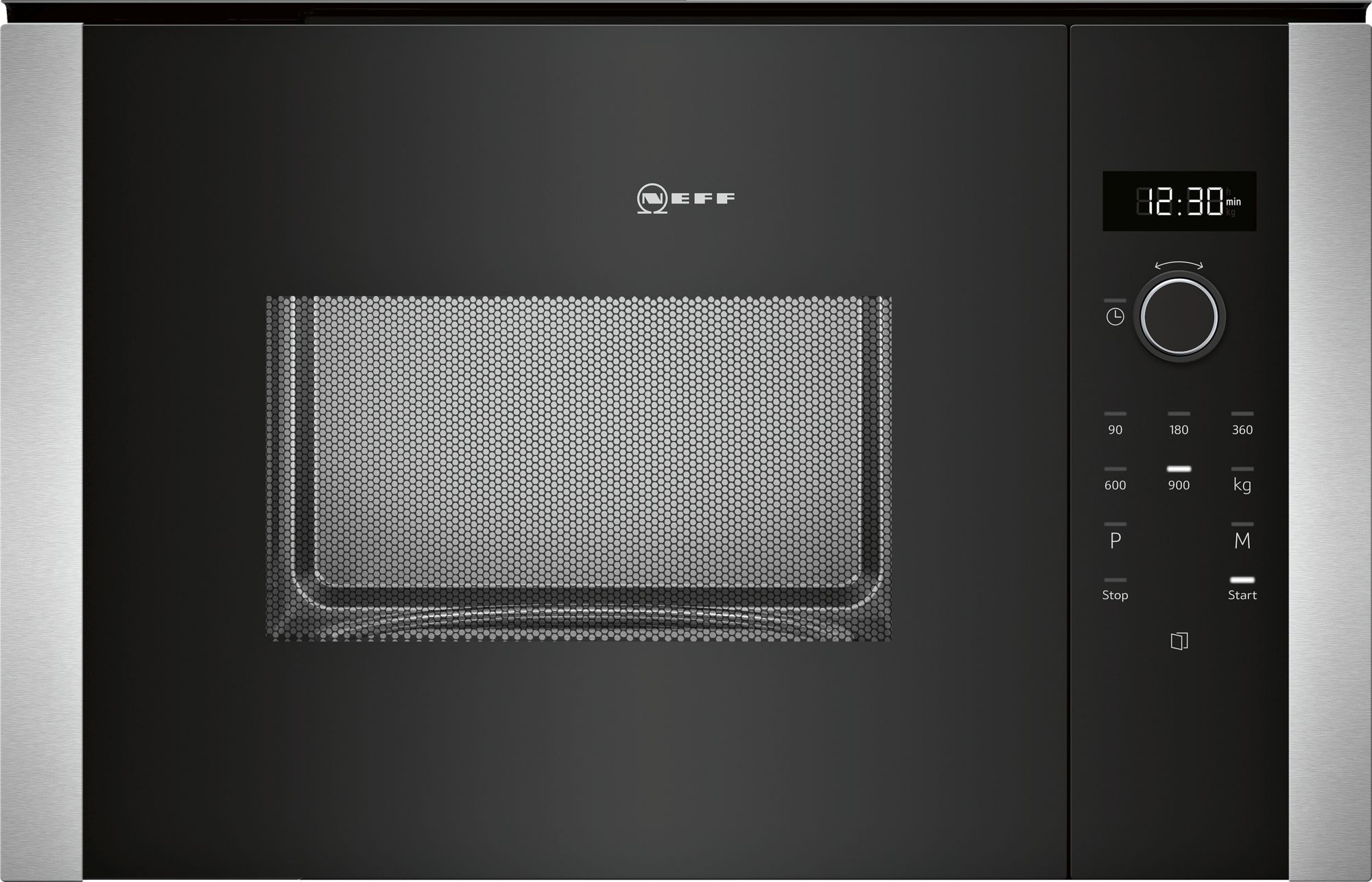 Neff N50 Microwave Oven HLAWD53N0B