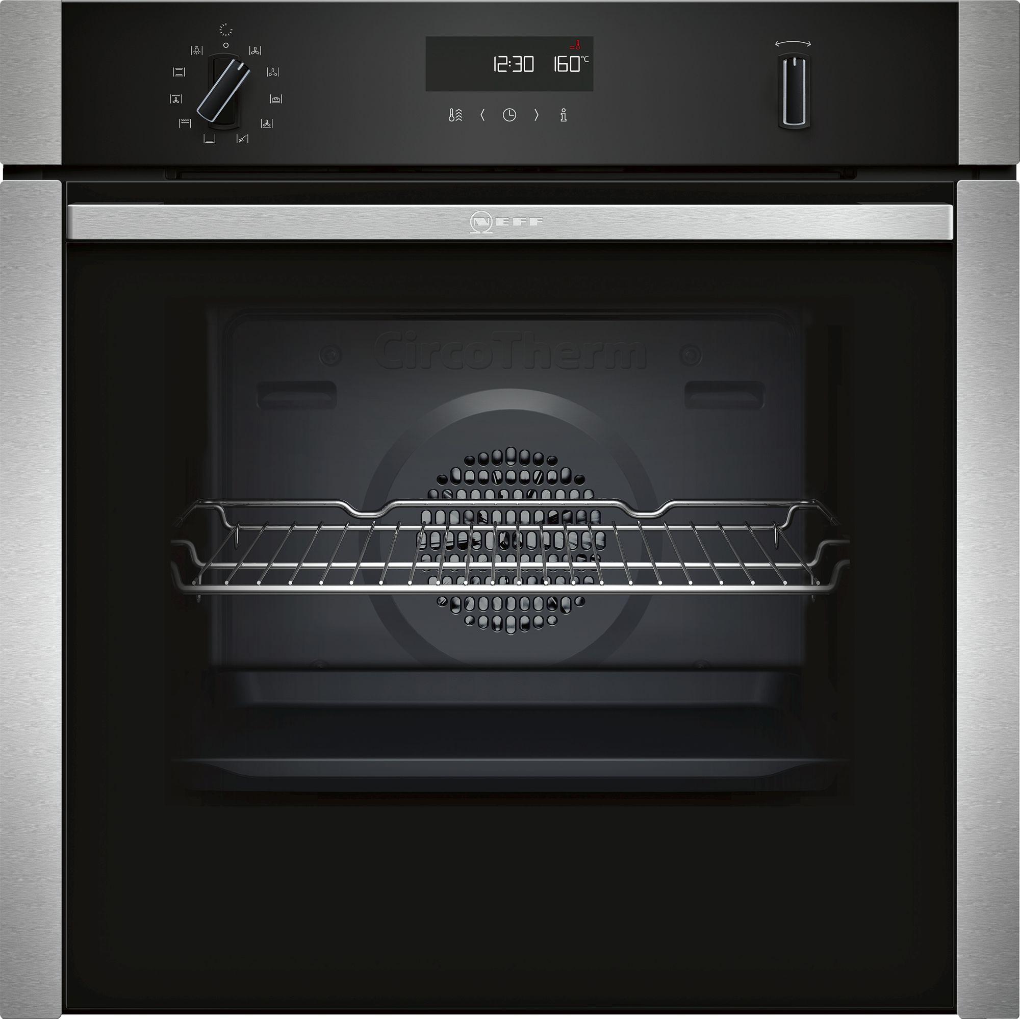 Neff N50 Slide & Hide Pyrolytic Single Oven B5ACM7HN0B