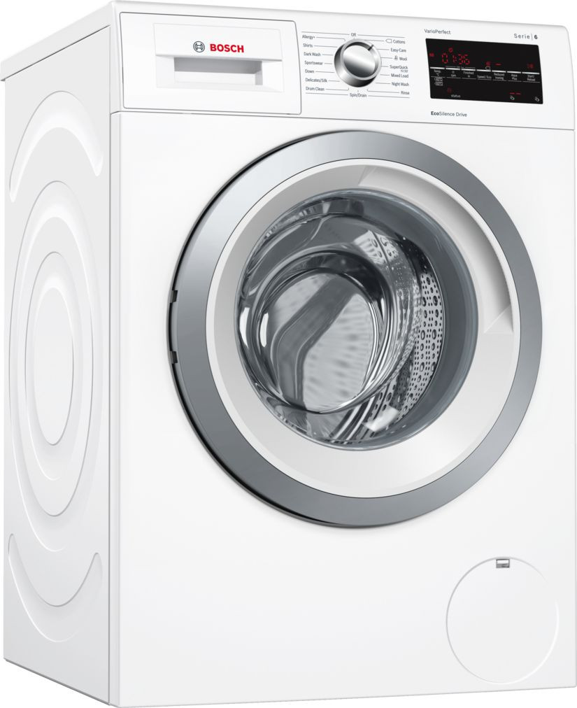 Bosch Serie 6 Freestanding 9kg A+++ Rated Washing Machine WAT28463GB
