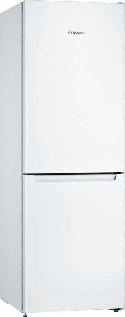 Bosch Serie 4 Freestanding White Fridge Freezer KGE36VW4A