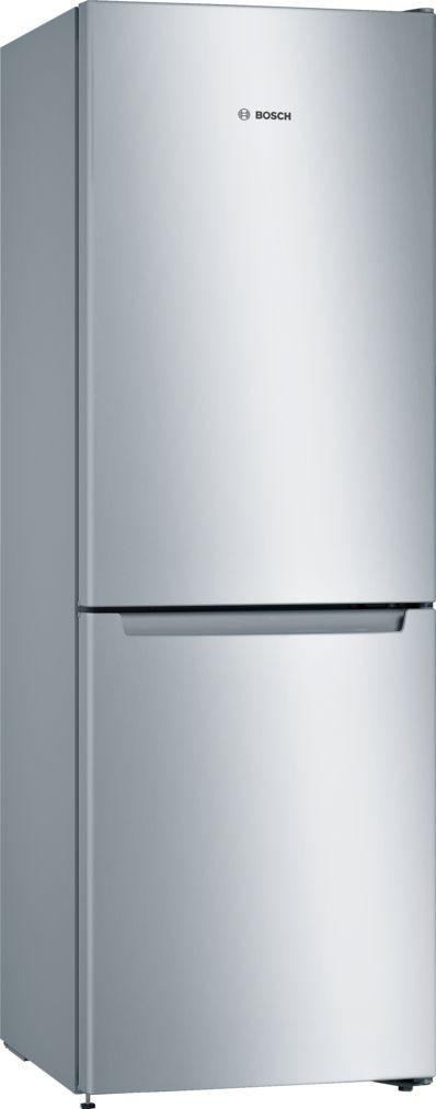Bosch Serie 2 Freestanding Stainless Steel Fridge Freezer KGN33NL3AG