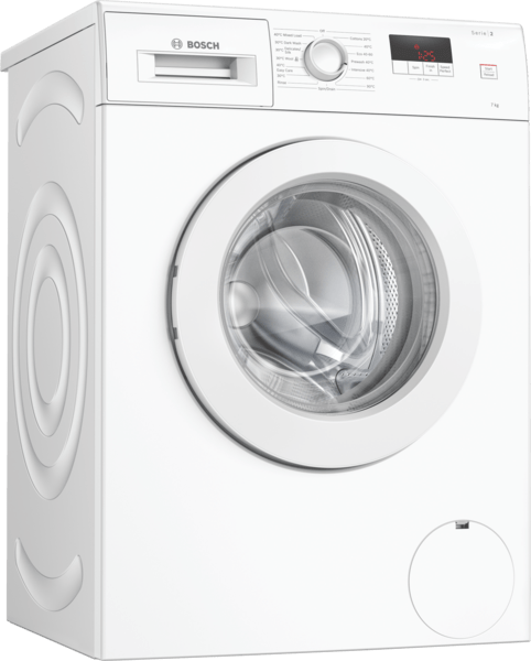 Bosch Serie 4 Freestanding 7kg A+++ Washing Machine WAJ28008GB