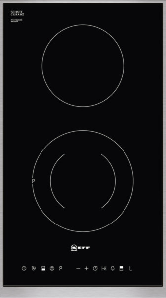 Neff N90 30cm Electric Ceramic Domino Hob N13TD26N0
