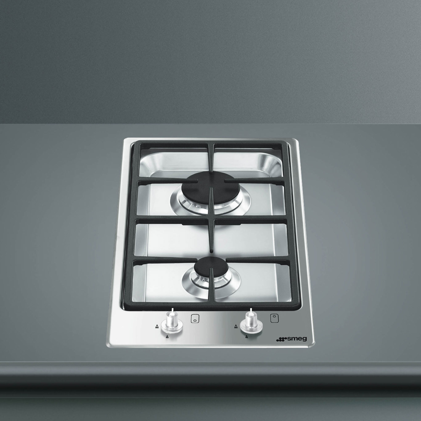 Old Fashioned Kitchen Hob ~ Buy smeg classic cm burner domino gas hob pgf g