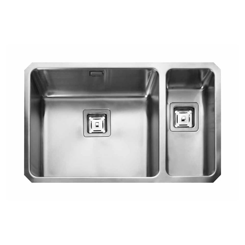 Rangemaster Quad QUB4818R/ 1.5 Bowl Undermount Sink Right