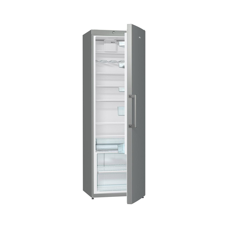 buy gorenje r6192fx 185cm freestanding stainless steel larder fridge r6192fx. Black Bedroom Furniture Sets. Home Design Ideas